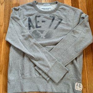 Men's American Eagle Crewneck Sweatshirt